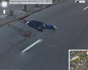 mrtvy z Google street view