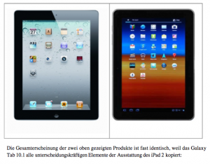 ipad vs galaxy